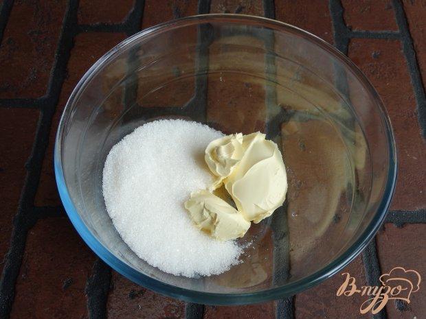 Рецепт Сочный яблочный пирог со сметанной заливкой