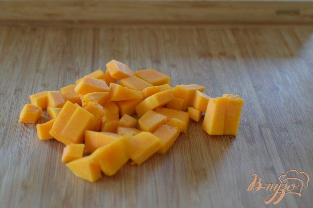 Рецепт Рисовая каша с тыквой и изюмом