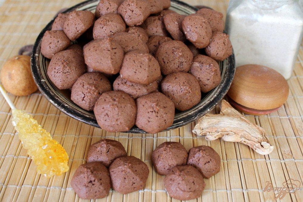 Как сделать из какао печенье 389