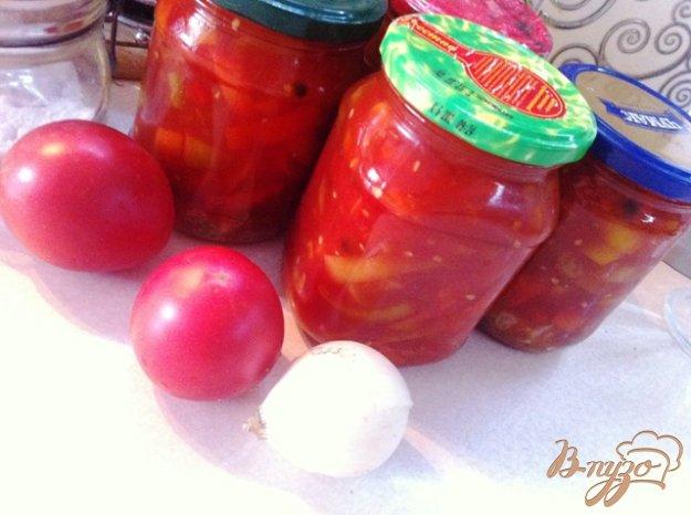 фото рецепта: Болгарское лечо