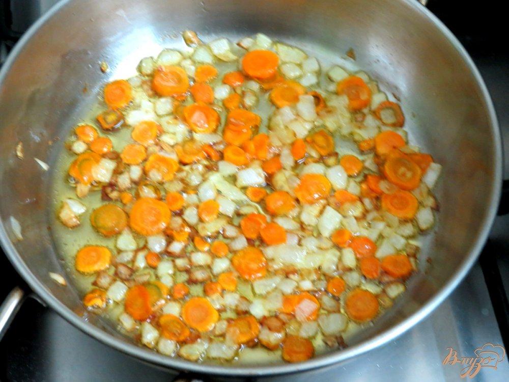 рецепты суп грибной с рисом рецепт