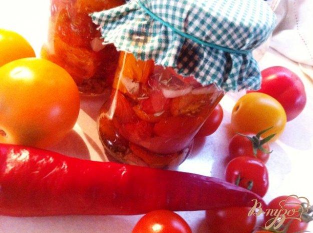 фото рецепта: Вяленые помидоры