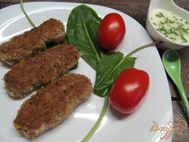 фото рецепта: Пальчики по-турецки