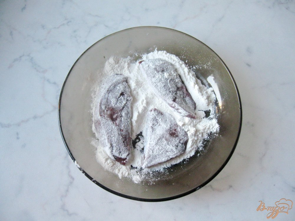 Жареная свиная печень с луком рецепт с пошагово