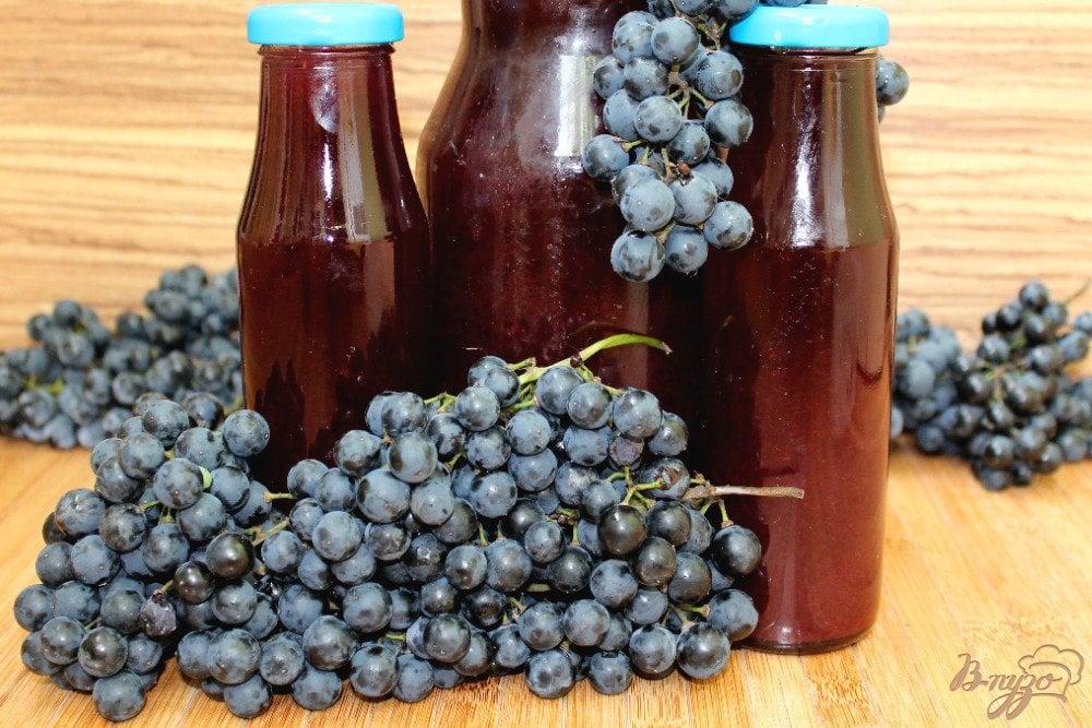 Виноградный сок в домашних условиях рецепт 315