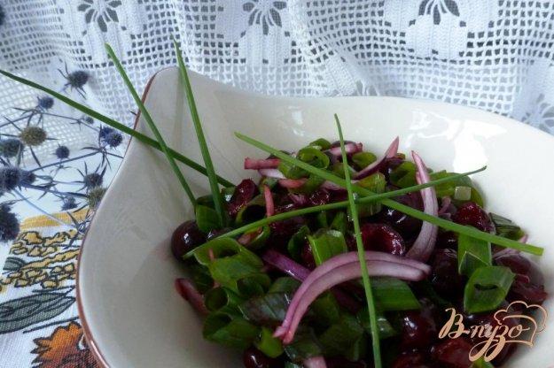 фото рецепта: Салат из вишни