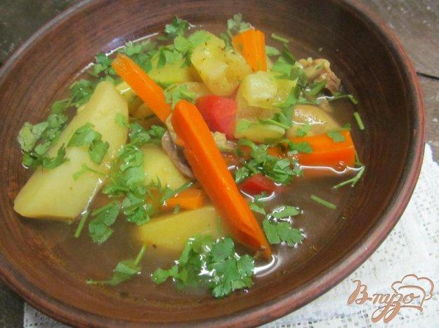 фото рецепта: Шурпа по-татарски