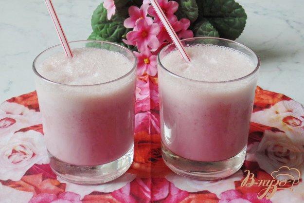 рецепт молочных коктейлей с вареньем