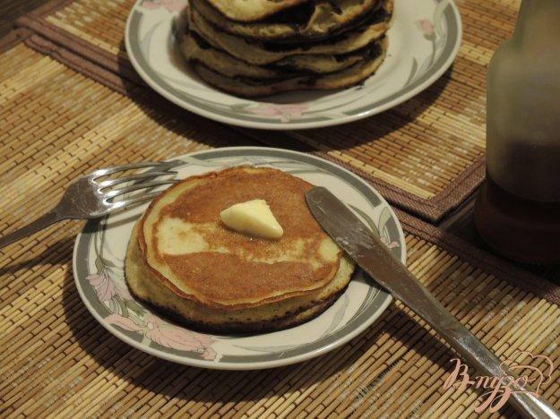 фото рецепта: Американские панкейки
