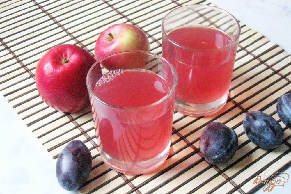 Как сделать компот из яблока