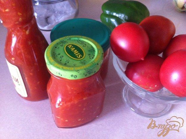 фото рецепта: Томатный острый соус