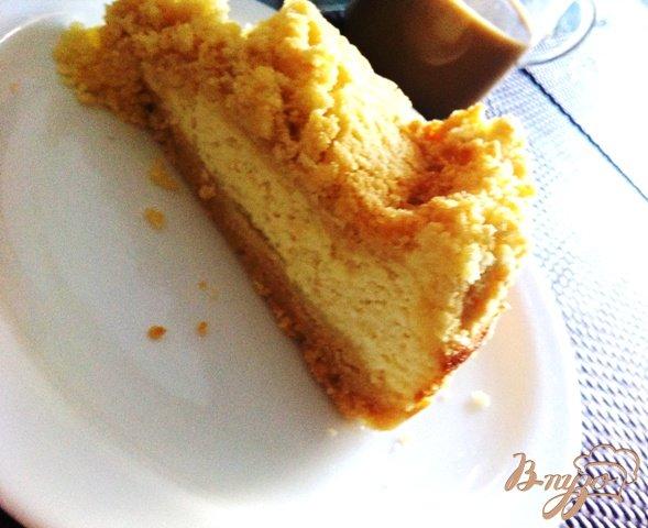фото рецепта: Творожный пирог