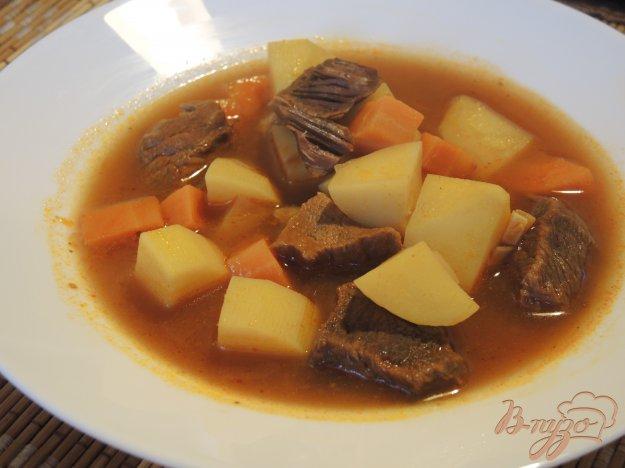 фото рецепта: Суп Эстофадо