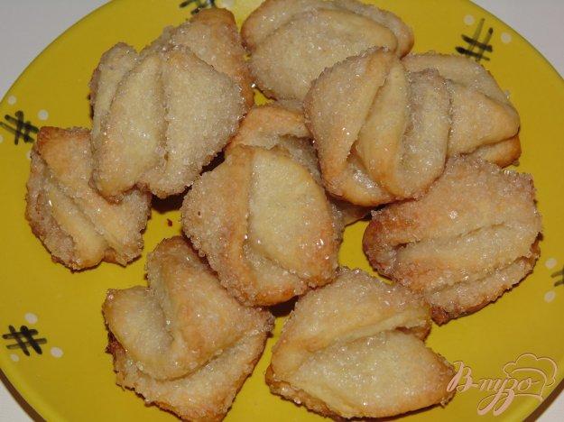 фото рецепта: Конвертики в сахаре