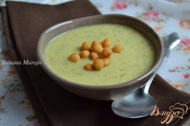 фото рецепта: Суп-пюре из кабачка
