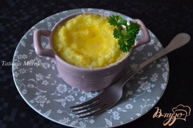 фото рецепта: Картофельные гнезда с яйцом