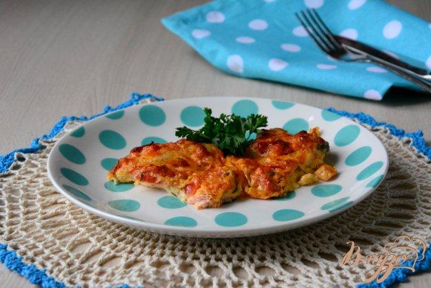 фото рецепта: Рыба по-гречески