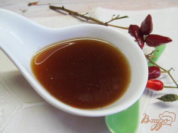 фото рецепта: Остро медовый соус