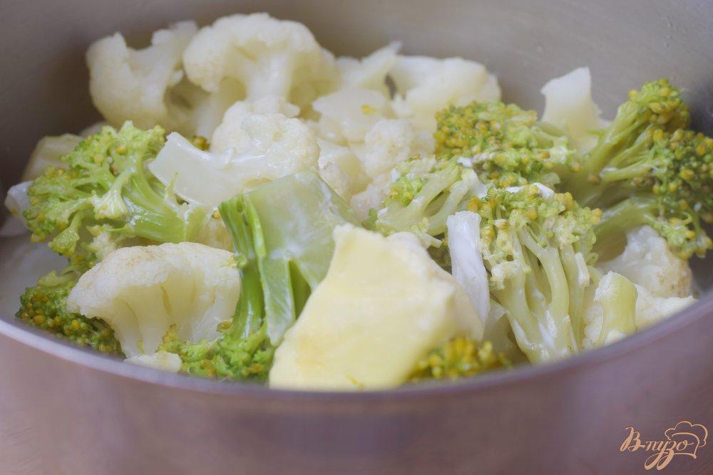 Гарнир из капусты брокколи рецепты