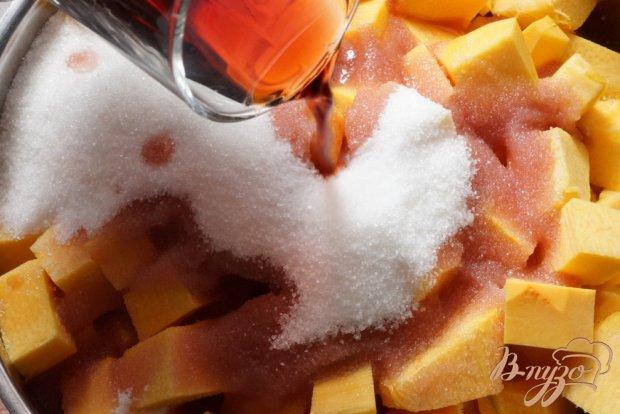Рецепт Тыквенное пюре на зиму