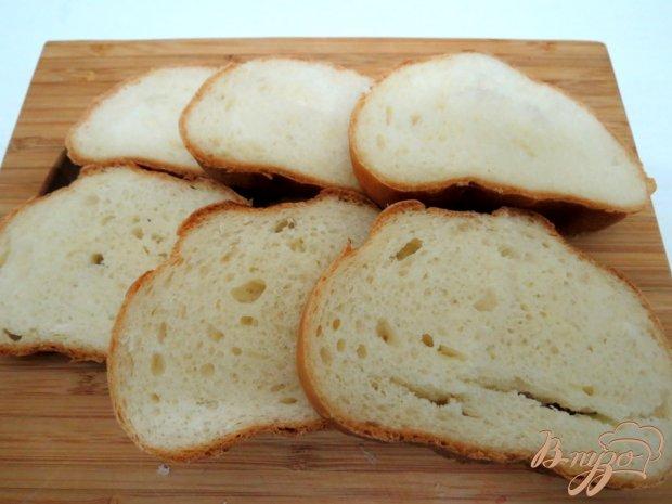 Рецепт Гренки с сыром и помидорами