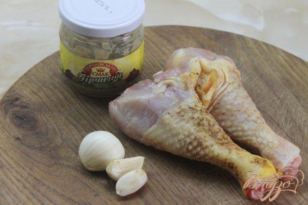 Рецепт Запеченные куриные ножки с горчицей