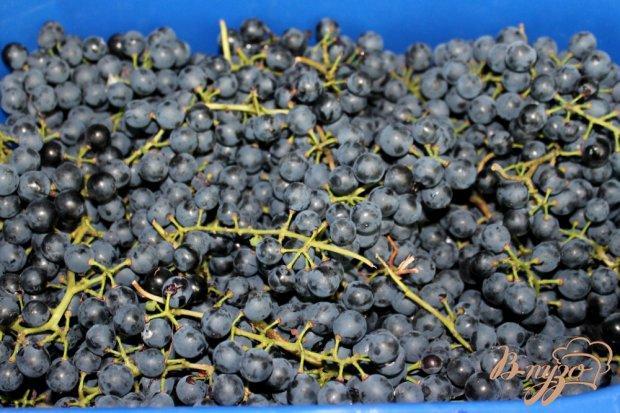 Рецепт Черный виноградный джем
