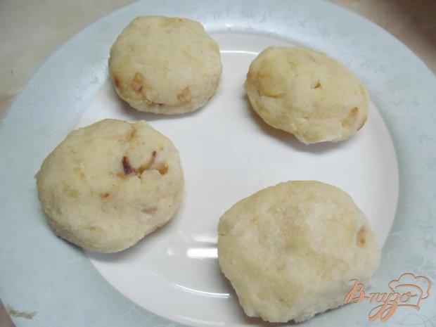 Рецепт Картофельные котлеты в морковной шубе