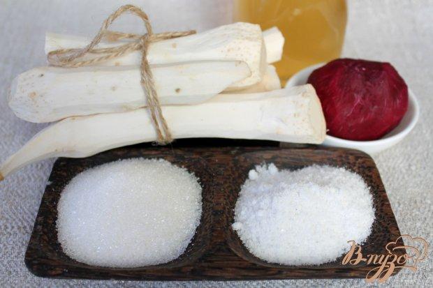 Рецепт Хрен со свеклой и яблочным уксусом
