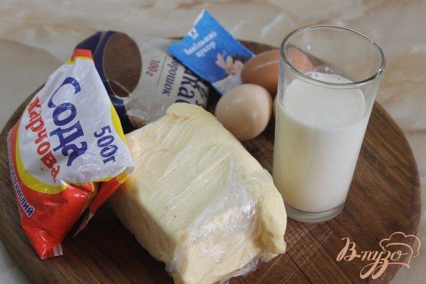 Рецепт Шоколадный торт с вареной сгущенкой и шоколадной глазурью