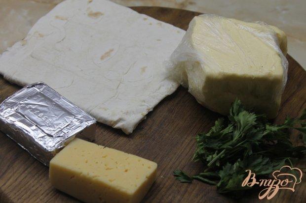 Рецепт Сырные палочки с лаваша в кляре