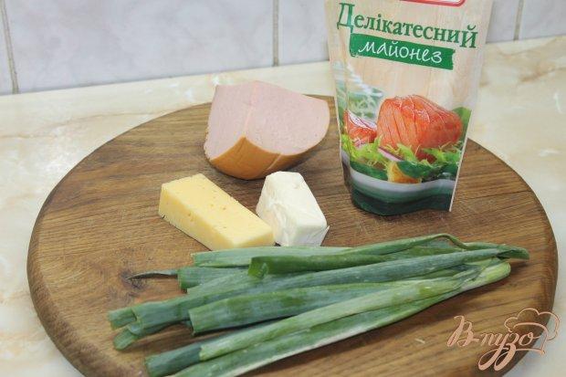 Рецепт Колбасные шарики