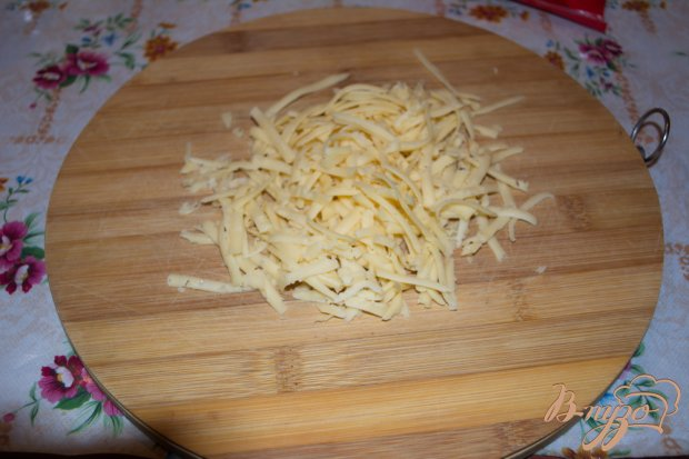 Рецепт Быстрый салат с виноградом и сыром