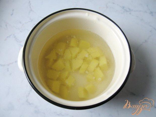 Рецепт Гречневый суп с опятами и сливками