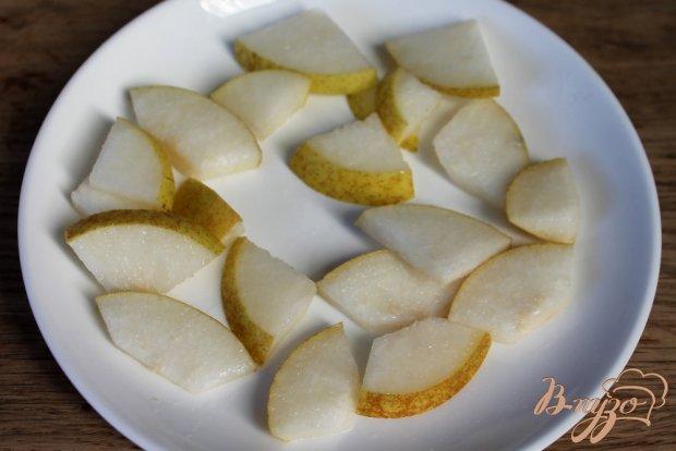 Рецепт Фруктовый салат с адыгейским сыром