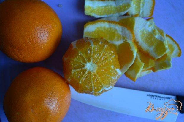 Рецепт Апельсиново-банановый джем