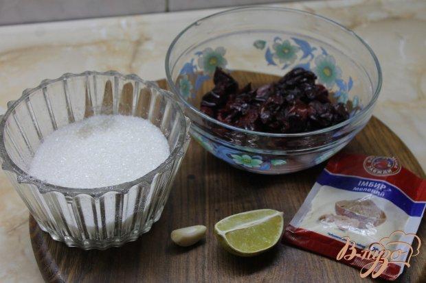 Рецепт Сливово - малиновый соус к мясу