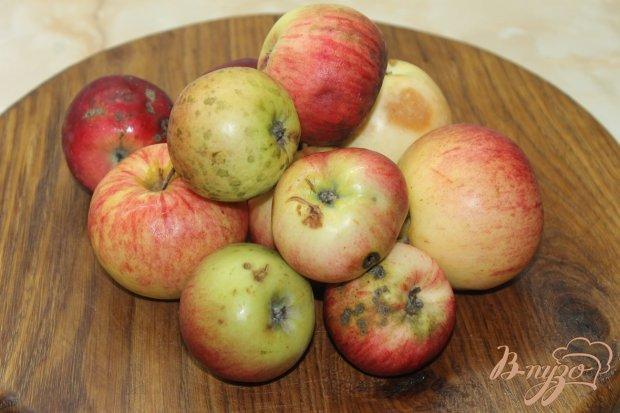 Рецепт Яблочный компот с вишнями и медом