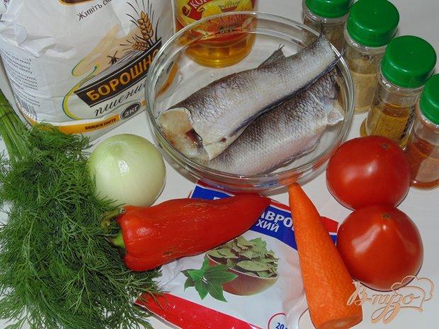 Рецепт Нототения в кисло-сладком маринаде