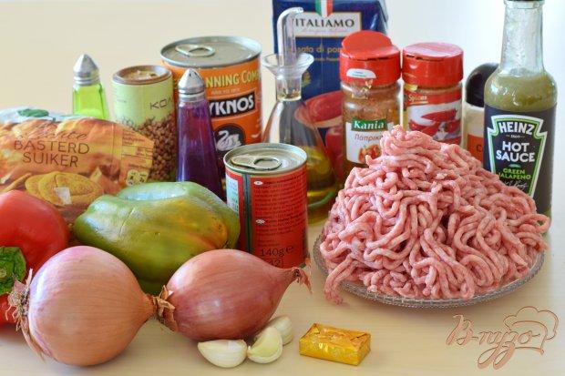 Рецепт Чили по-мексикански