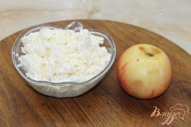 Рецепт Сырники с яблоками и изюмом