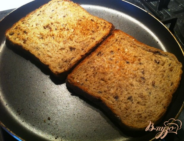 Рецепт Яичный тост