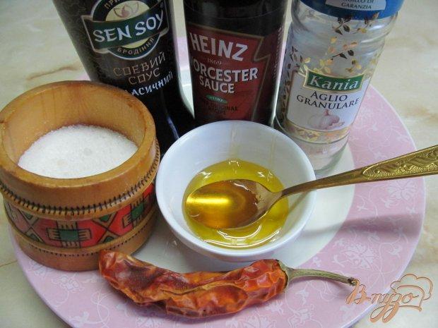 Рецепт Остро медовый соус