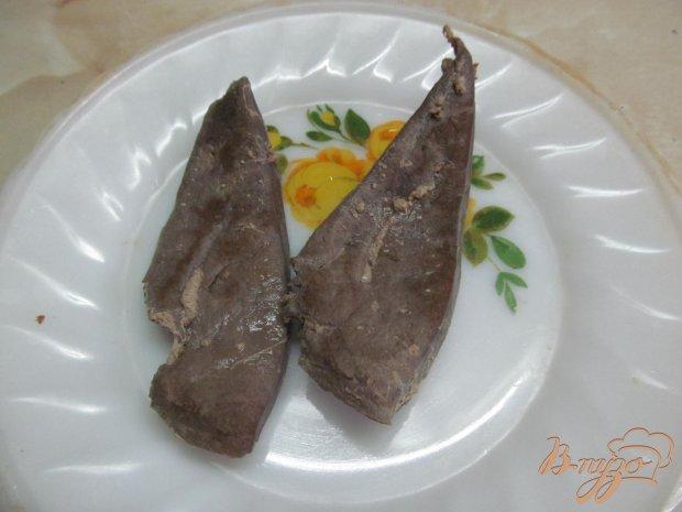 Рецепт Картофельные котлеты с печенью