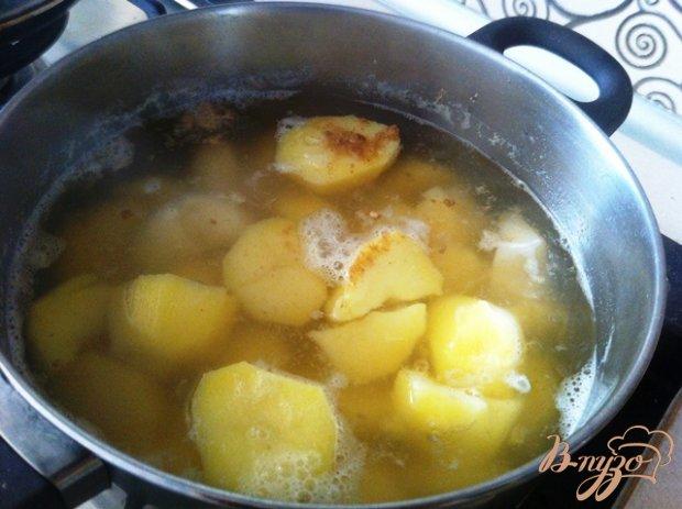 Рецепт Воздушное, пряное картофельное пюре