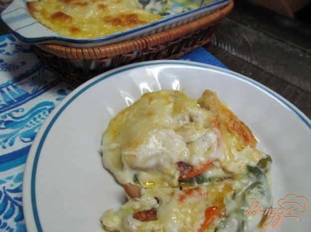 фото рецепта: Запеканка из овощей