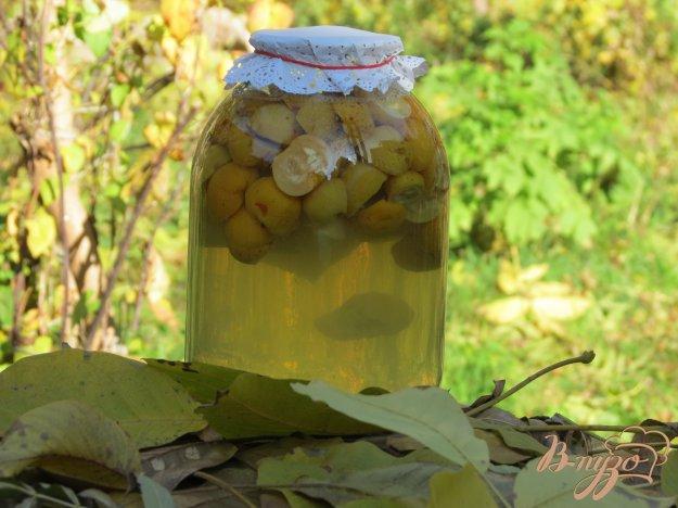 фото рецепта: Компот из лимонника и айвы
