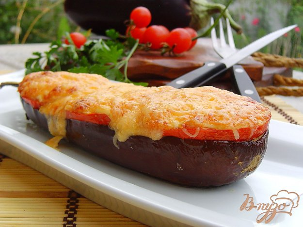 фото рецепта: Фаршированные баклажаны