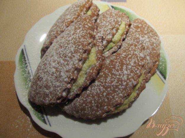 фото рецепта: Шоколадно-кокосовые сочники