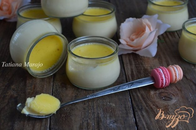фото рецепта: Сливочно-ванильный десерт